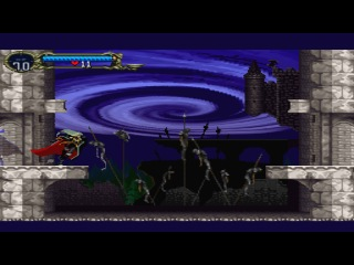 ����� Castlevania Symphony of the night (Playstaton 1 ��� PSP) �� cacalala5